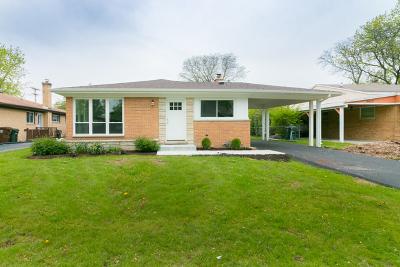 Skokie IL Single Family Home Contingent: $435,000