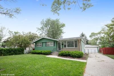 Lansing  Single Family Home For Sale: 18940 Park Avenue