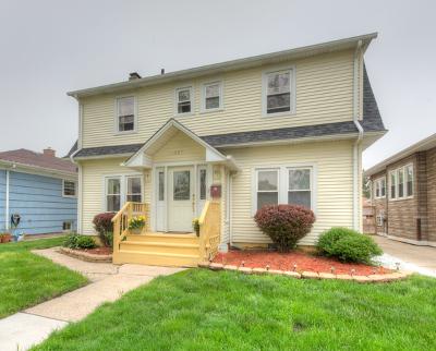 Calumet City  Single Family Home For Sale: 236 Webb Street