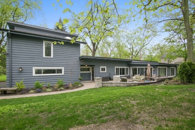 Glenview Single Family Home New: 645 Indian Road