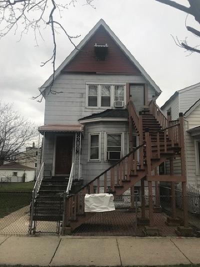 Multi Family Home New: 3010 South Keeler Avenue