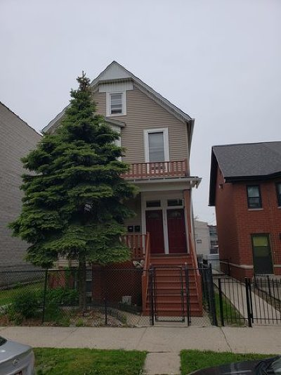 Chicago Multi Family Home New: 1714 North Whipple Street