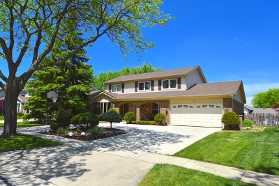 Schaumburg Single Family Home New: 626 Stratford Lane
