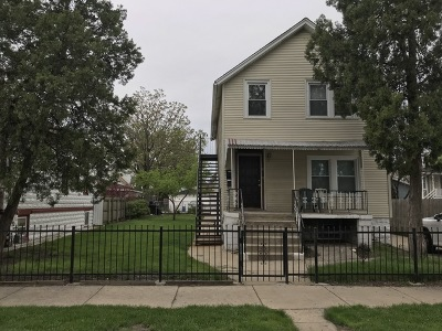 Melrose Park Multi Family Home For Sale: 148 North 22nd Avenue
