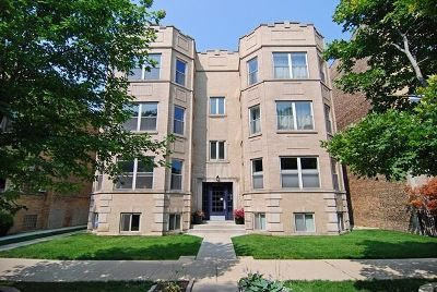 Condo/Townhouse New: 4250 North Mozart Street #G