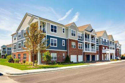 Wheeling Rental New: 200 North Hudson Court #4-311