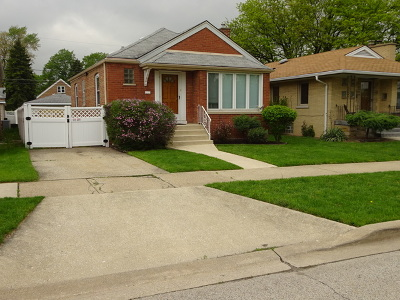 Chicago Single Family Home New: 5306 South Moody Avenue
