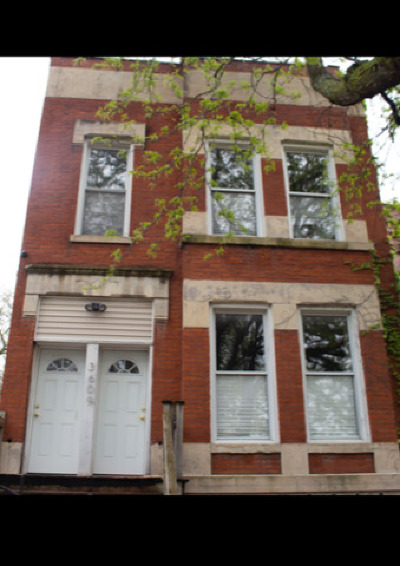 Chicago Multi Family Home Re-Activated: 3609 South Giles Avenue
