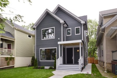 Evanston Single Family Home For Sale: 2119 Pioneer Road