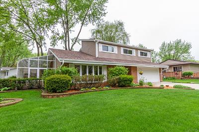 Schaumburg Single Family Home New: 307 Hickory Lane