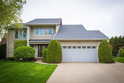 Buffalo Grove Single Family Home New: 1300 Whitney Lane