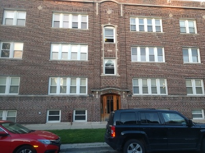 Chicago Condo/Townhouse New: 6317 North Bell Avenue #2S