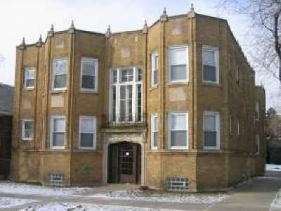 Chicago Multi Family Home New: 3422 North Lavergne Street