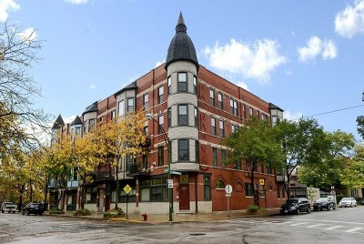 Chicago Condo/Townhouse For Sale: 1502 West Ohio Street #3R