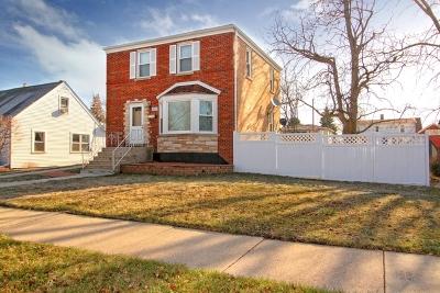 Oak Lawn Single Family Home Re-Activated: 10115 South Kildare Avenue