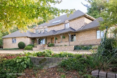 Sugar Grove Single Family Home For Sale: 40w778 Norris Road