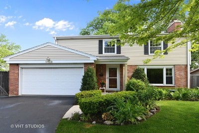 Glenview Single Family Home For Sale: 2428 Swainwood Drive
