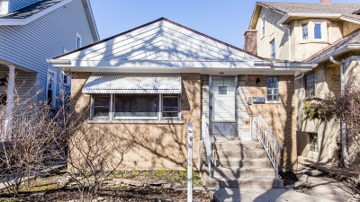 Multi Family Home Contingent: 4740 North Campbell Avenue
