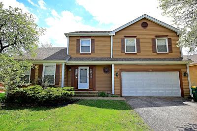 Wheeling Single Family Home New: 1069 Pear Tree Lane