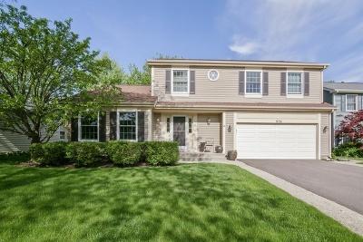 Wheeling Single Family Home New: 974 Shady Tree Lane