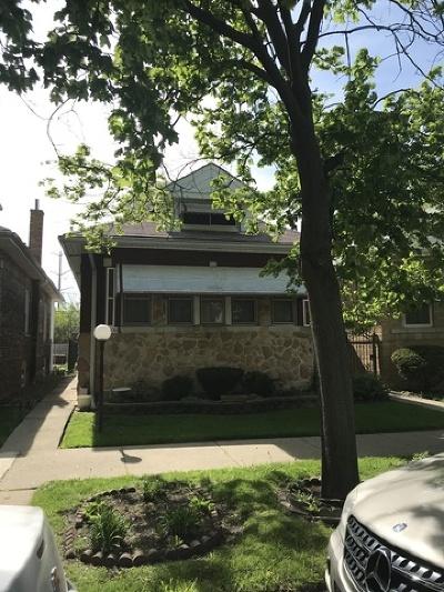 Single Family Home New: 8506 South Crandon Avenue