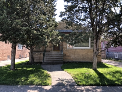 Evergreen Park Single Family Home Contingent: 9233 South Albany Avenue
