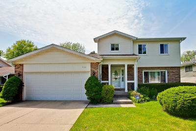 Buffalo Grove Single Family Home New: 466 Raphael Avenue