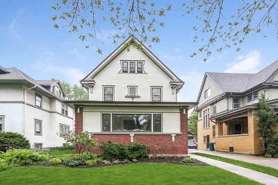 Oak Park Single Family Home New: 514 North Grove Avenue