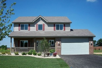 New Lenox Single Family Home New: Lot 6 Orchard Lane