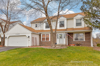 Warrenville Single Family Home New: 2s480 River Oaks Drive
