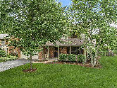 Sugar Grove Single Family Home For Sale: 36 Walnut Circle