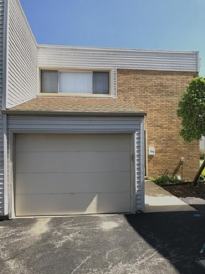 Hoffman Estates Condo/Townhouse Price Change: 369 Cedar Tree Court