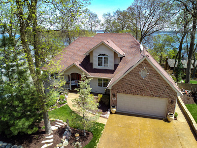 Fox Lake Single Family Home For Sale: 173 Forest Avenue