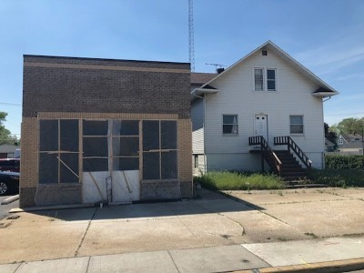 Lansing Commercial For Sale: 18144 Torrence Avenue