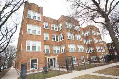 Condo/Townhouse Re-Activated: 4902 North Springfield Avenue #2