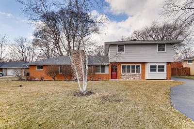 Mokena Single Family Home For Sale: 12300 West Josephine Drive