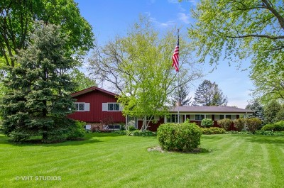 Woodstock Single Family Home For Sale: 819 North Sharon Drive