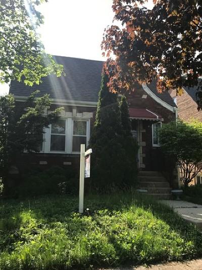 Berwyn Single Family Home New: 2838 Maple Avenue