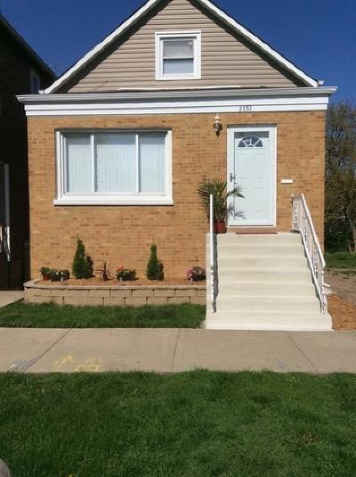 Single Family Home New: 8532 South Burnham Avenue