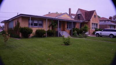 Single Family Home New: 9203 South Wabash Avenue