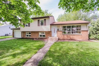 Palatine Single Family Home New: 1514 East Reynolds Drive