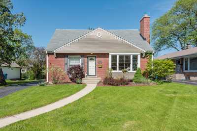 Downers Grove Single Family Home New: 4608 Sherwood Avenue