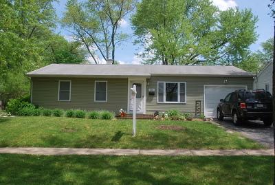 Buffalo Grove Single Family Home New: 301 Raupp Boulevard