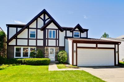 Buffalo Grove Single Family Home New: 1300 Devonshire Road