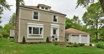 Glen Ellyn Single Family Home New: 21w454 Fairway Avenue