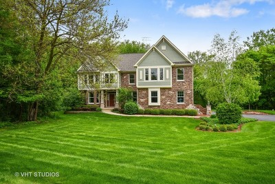 St. Charles Single Family Home New: 39w240 Route 64