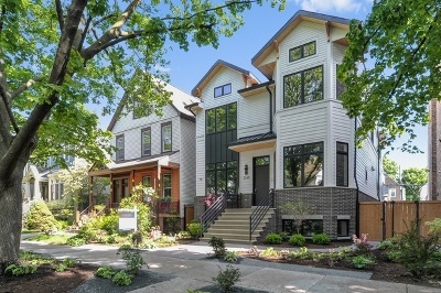 Single Family Home For Sale: 2169 West Sunnyside Avenue