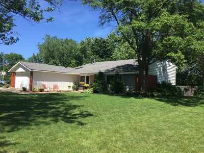 Oak Forest Single Family Home For Sale: 15605 Natalie Drive