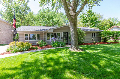 Schaumburg Single Family Home New: 32 Westover Lane