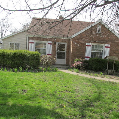 Tinley Park Single Family Home New: 17690 Ridgeland Avenue